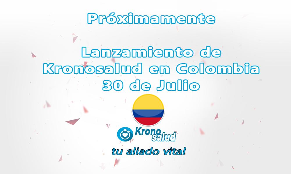 lanzamiento colombia 30 julio
