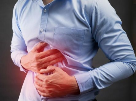 dolor por acidez estomacal